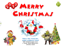 Тема урока : Merry Christmas and Happy New Year! preview 1